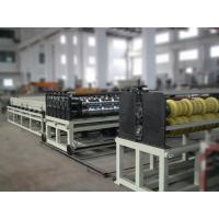 Wholesale Double-Layer Plastic Roofing Sheet Extrusion Line Two Single Screw Extruders from china suppliers