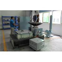 Wholesale ISO/TS 16949 , SAE Standards Electromagnetic Shaker Vibration Test System with X, Y, Z axis. from china suppliers