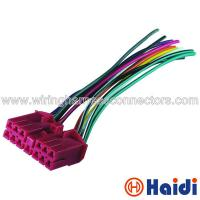Wholesale Custom Wiring Harness female OEM Automotive truck Wiring Harness for Peugeot HDCIT-21 from china suppliers