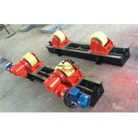Buy cheap Automatic Pipe Welding Rotator , Pipe Rollers For Welding For Petrochemicals Industry from wholesalers