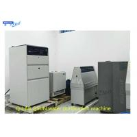 Wholesale Portable RO Deionized Water Machine 0.15-0.4 MPa for Q-LAB QSUN Test Chamber from china suppliers