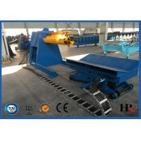 Wholesale Colored Glaze Steel 760 Roofing Sheet Roll Forming Machine Easy Installation from china suppliers