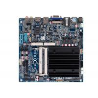 Wholesale Intel® J1900 Processor Fanless Embedded Industrial Mainboard  2 COM Mini Itx motherboard from china suppliers