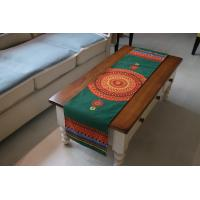 Wholesale Indian Style Living Room Products Dining Room Table Runners / Tablecloth For Holiday from china suppliers