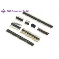 Wholesale 1.27 Mm Pitch Pin Male Female Header Board To Board Connector from china suppliers