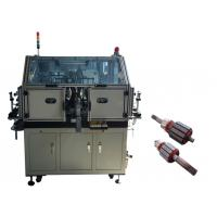 Wholesale Blower condenser motor armature winding machine Automatic double flyer winder WIND-STR from china suppliers