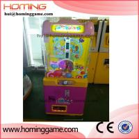 Wholesale 2016 best coin operated prize machines / small candy vending prize game machine(hui@hominggame.com) from china suppliers