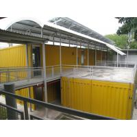 Wholesale Galvanized Steel Structure Portable Commercial Buildings - Flatpack, Modular from china suppliers