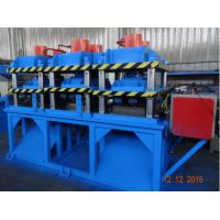 Buy cheap 2mm Electrical Cable Tray Manufacturing Machine 5.5kw Hydraulic Decoiler from wholesalers