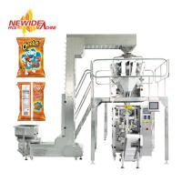 Wholesale CE Approved Automatic Vertical Nitrogen Packing Machine For Snack Food from china suppliers