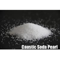 Wholesale Industrial Sodium Hydroxide , Soda Caustic / Caustic Soda Pearls 99% from china suppliers