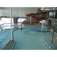 Wholesale Indoor Swimming Pool Water Slide , Custom Small Spiral Water Slide from china suppliers