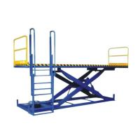 Wholesale 4T Cargo Lift Table for Aerial Assembly Work Station With 1.85m Height from china suppliers