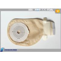 Wholesale Drainable One Piece Colostomy Bag With Hydrocolloid Skin Barrier , EVOH EVA materials from china suppliers