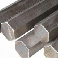 Wholesale 201, 304, 316, 316L, 410 or 431 stainless steel hexagon bars, S55 to 180mm milling from china suppliers