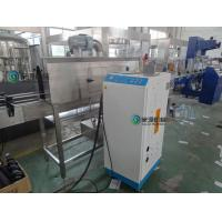 Wholesale 3Kw Sleeve Shrink Labeling Machine OPS , Plastic Flat Bottle Water Plants from china suppliers