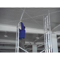 Wholesale High Tensile Adjustable Scaffold Towers / Cold Pressed Climbing Scaffold from china suppliers