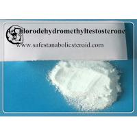 Wholesale Oral turinabol / 4-Chlorotestosterone Acetate Bodybuilding Compound Anabolic Steroid from china suppliers