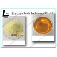 Wholesale Light Yellow Powder Tren Anabolic Steroid Methyltrenbolone For Muscle Gain from china suppliers