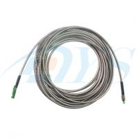 Wholesale Steel Armoured Optical Fiber Patch Cord SMA-2A With High Tensile Resistance from china suppliers