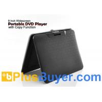 Wholesale 9 Inch Widescreen Portable DVD Player (Direct Copy, TV, Region-free) from china suppliers