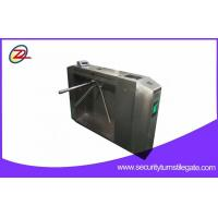 Wholesale Stainless Steel Tripod Turnstile Gate door access system For company from china suppliers