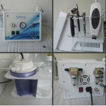 Buy cheap 4 in 1 Hydra Facial Oxygen Jet Peel Machine Microdermabrasion Ultrasonic Skin Scrubber from wholesalers
