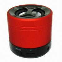 Wholesale USB Mini Speaker for Bluetooth with Music Player Function from china suppliers