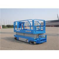 Wholesale 4 WD Rough Terrain Scissor Lift With Automatic Leveling Hydraulic Outriggers from china suppliers