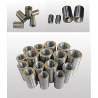 Wholesale Threaded Rebar Coupler, Couler for Splicing Rebars in Construction Projects from china suppliers