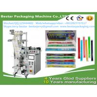 Quality Automatic Vertical Packaging Machine For ice pops pouch sealing machines bestar packaging machine for sale