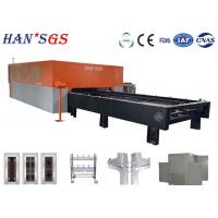 Wholesale 1000w Automatic Sheet Metal Fiber Laser Cutting Machine , Steel Laser Cutter from china suppliers