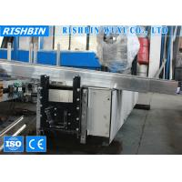 Wholesale Stud Plate Steel Frame Roll Forming Machine for Light Gauge Steel Framing Housing from china suppliers