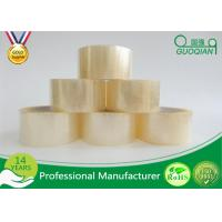 Buy cheap Clear Shipping Storage Box BOPP Sealing Tape Single Sided ISO SGS from wholesalers