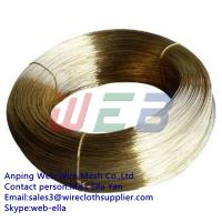 Wholesale phosphor bronze wire/phosphor copper wire (Anping Manufacturer) from china suppliers