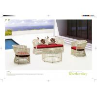 Wholesale new product garden rattan sofa set patio outdoor rattan Sofa from china suppliers