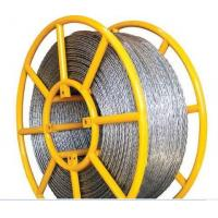 Wholesale Used In Pulling Conductor Galvanized Anti-twisting Braided Wire Rope from china suppliers