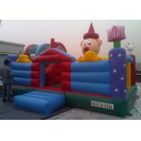 Wholesale 0.55 Mm PVC Tarpaulin Inflatable Playground Kids Amusement Parks from china suppliers