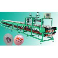 Buy cheap Double colors balloon printing machine for sale China from wholesalers
