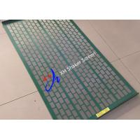 Wholesale 1070*570mm 100 Mesh Oilfield Screens For Vibrating Flat Shaker Screen from china suppliers