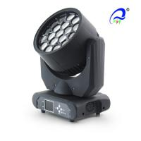 Wholesale DMX 19pcs*12W 4in1 RGBW Bee Eye LED Moving Head Light With Zoom from china suppliers