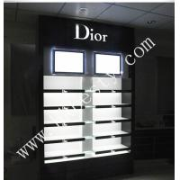 Wholesale perfume wall cabinet showcase from china suppliers
