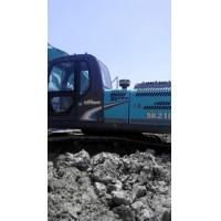 Wholesale SK210-8 used kobelco excavator for sale from china suppliers