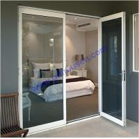 Wholesale Opening door with grey glass,double opening door,french doors,multi point lock opening doo from china suppliers