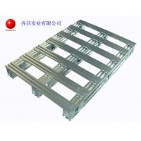 Wholesale Warehouse Galvanized Steel Pallets Good Load Capability Durability And Long Life from china suppliers