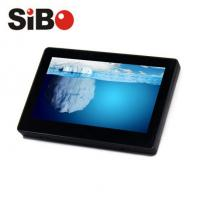 Quality Capacitive Touch POE Network Funtion 7 Inch Android Tablet PC Wall Mount for sale