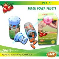Wholesale Fruits with Daidaihua Formula Authentic Meizi Super Power Fruits Slimming products from china suppliers