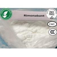 Buy cheap 99% Pharmaceutical Steroid Powder Rimonabant For Weight Loss CAS 168273-06-1 from wholesalers