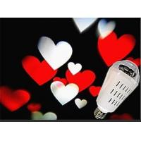 Wholesale 4W LED ROTATING RGB LAMP LOVE HEARTS STAGE LIGHT PARTY DISCO DJ MINI BAR BULB from china suppliers