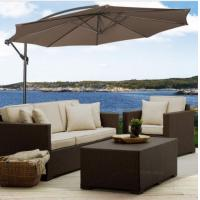 """Wholesale 10"""" Hanging Patio Umbrella Sun Shade Offset Outdoor Market from china suppliers"""